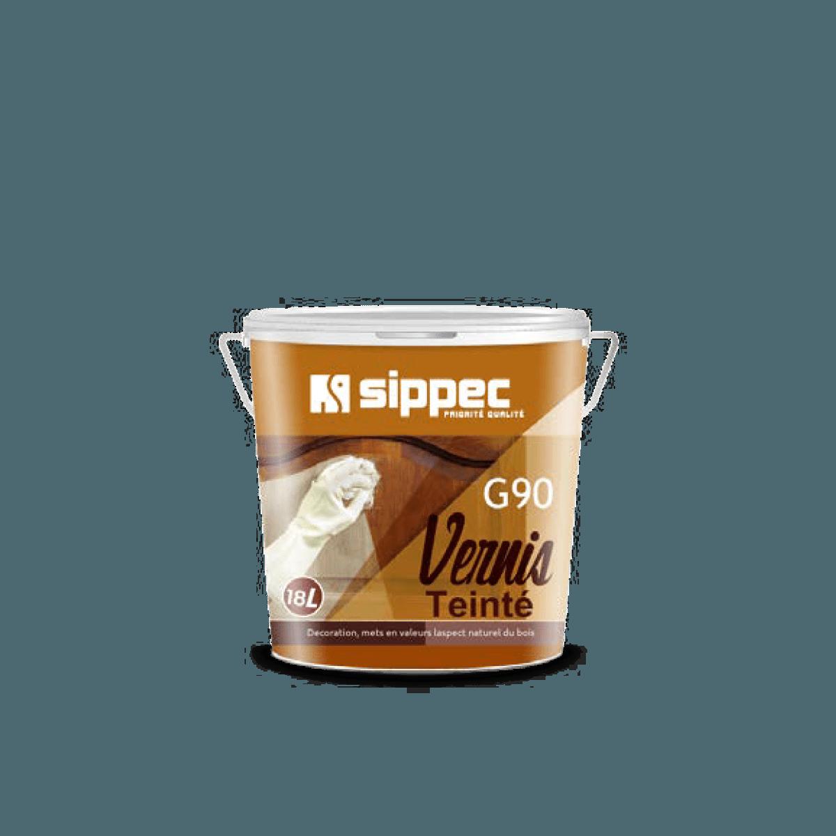 Sippec Vernis Teinté
