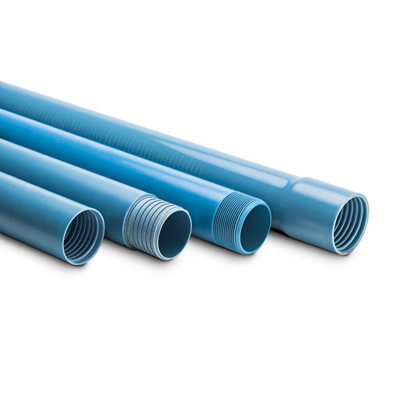 Tube & Crépine PVC